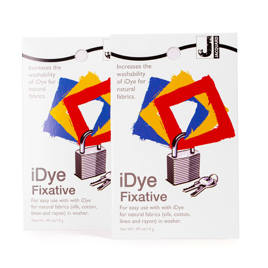 Textilfarbenfixierer iDye Natural Fixative