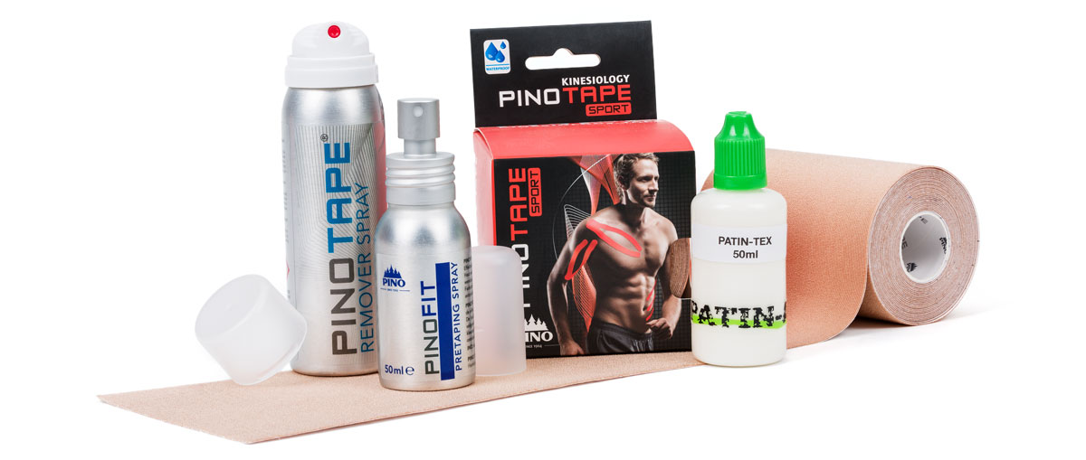Kit: Pino Kinesio Tape