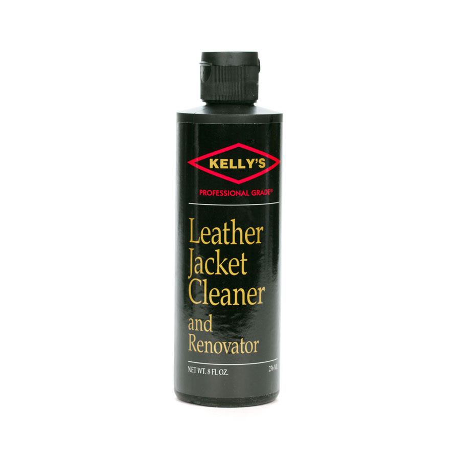 Kelly's Leather Jacket Cleaner & Renovator - 118ml