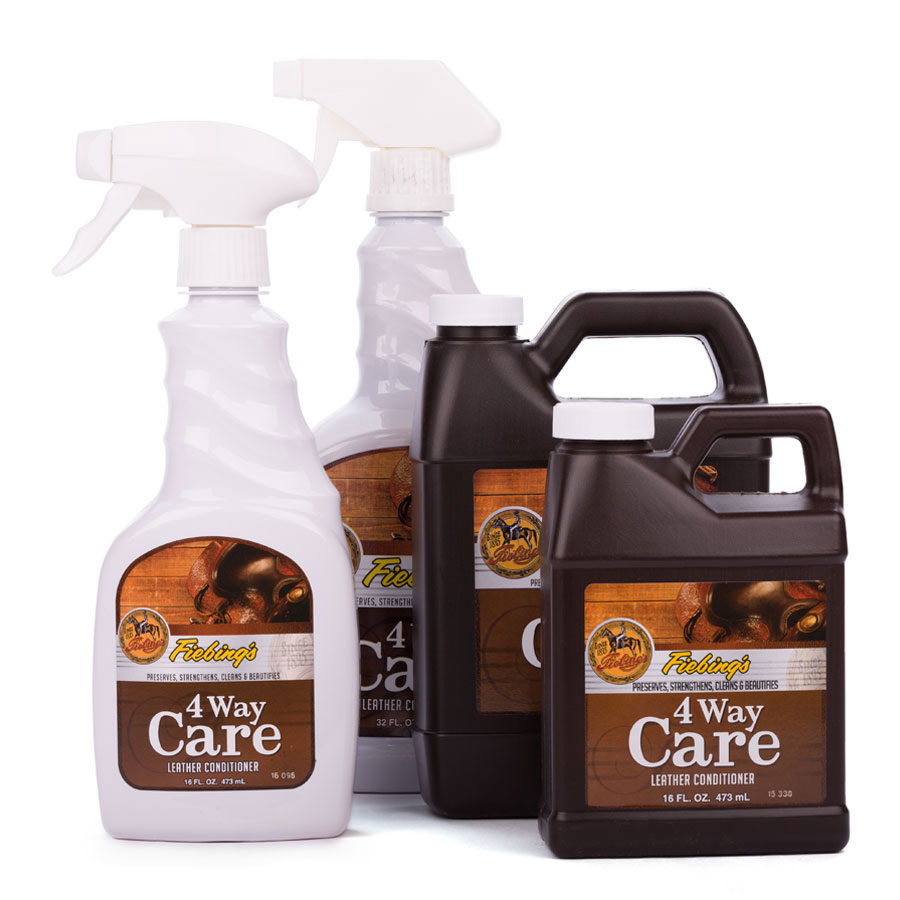 Fiebing's 4-Way Care - Cleaner & Conditioner