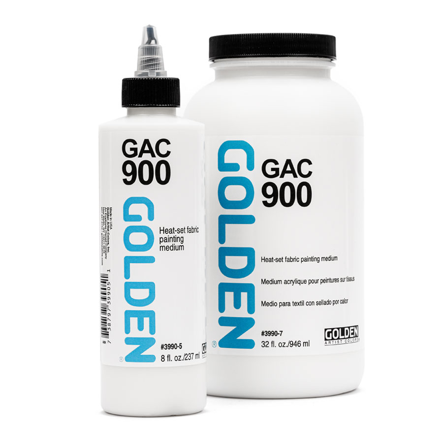 Golden GAC 900 - Stofffarbenmedium