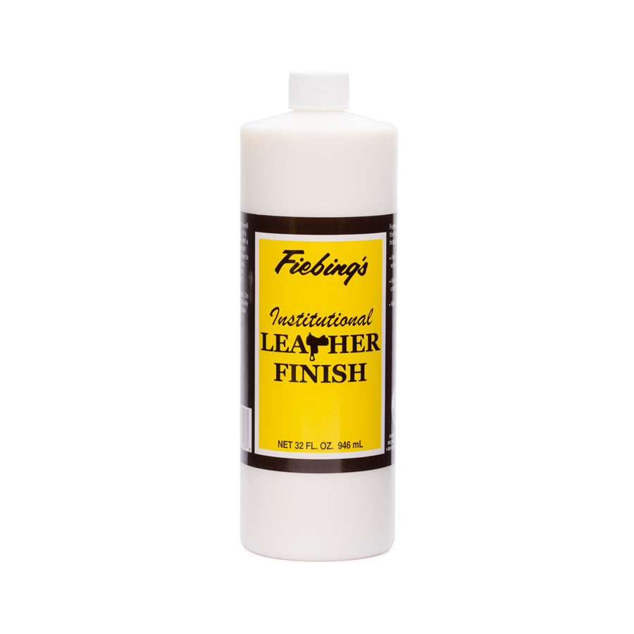 Fiebing's Institutional Leather Finish - 946ml
