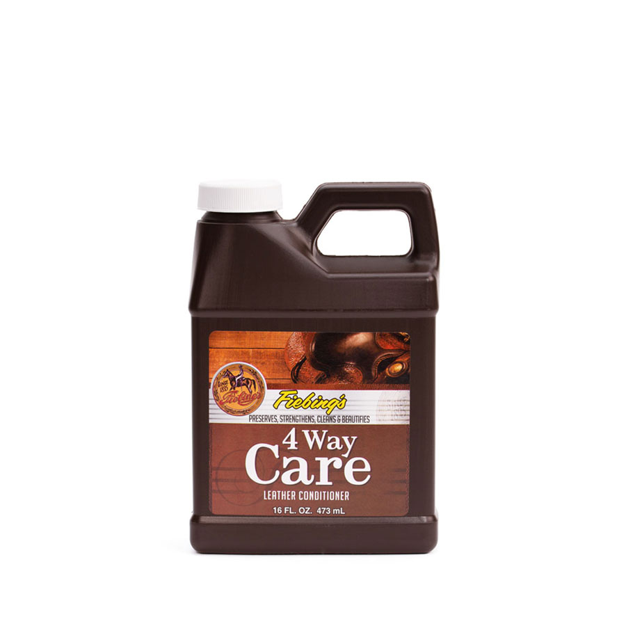 Fiebing's 4-Way Care - Cleaner & Conditioner - 473ml - Lotion