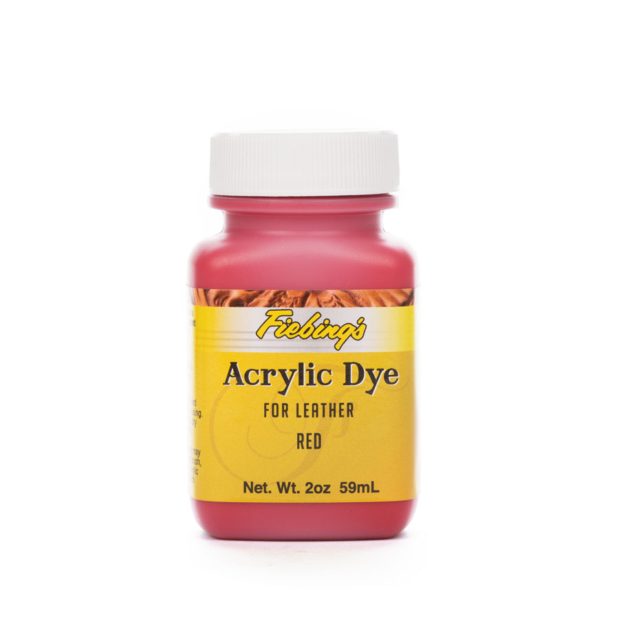 Fiebing's Acrylic Leather Dye (Acryl Lederfarbe) 59ml