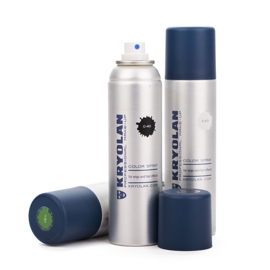 Kryolan - Color Spray - Farb-Spray