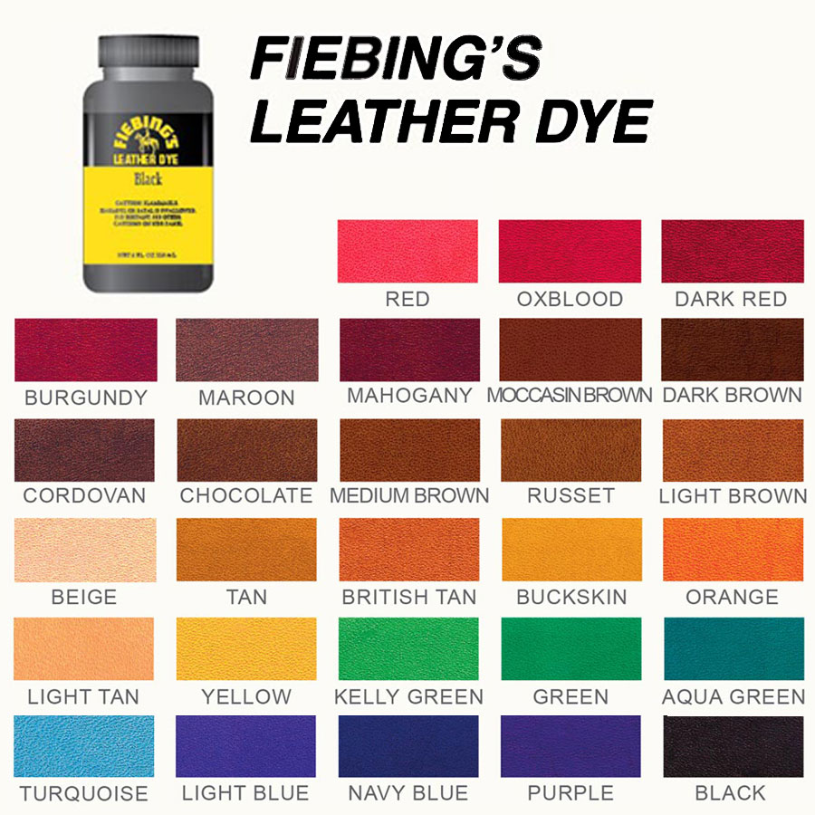 Dye My Leather Shoes