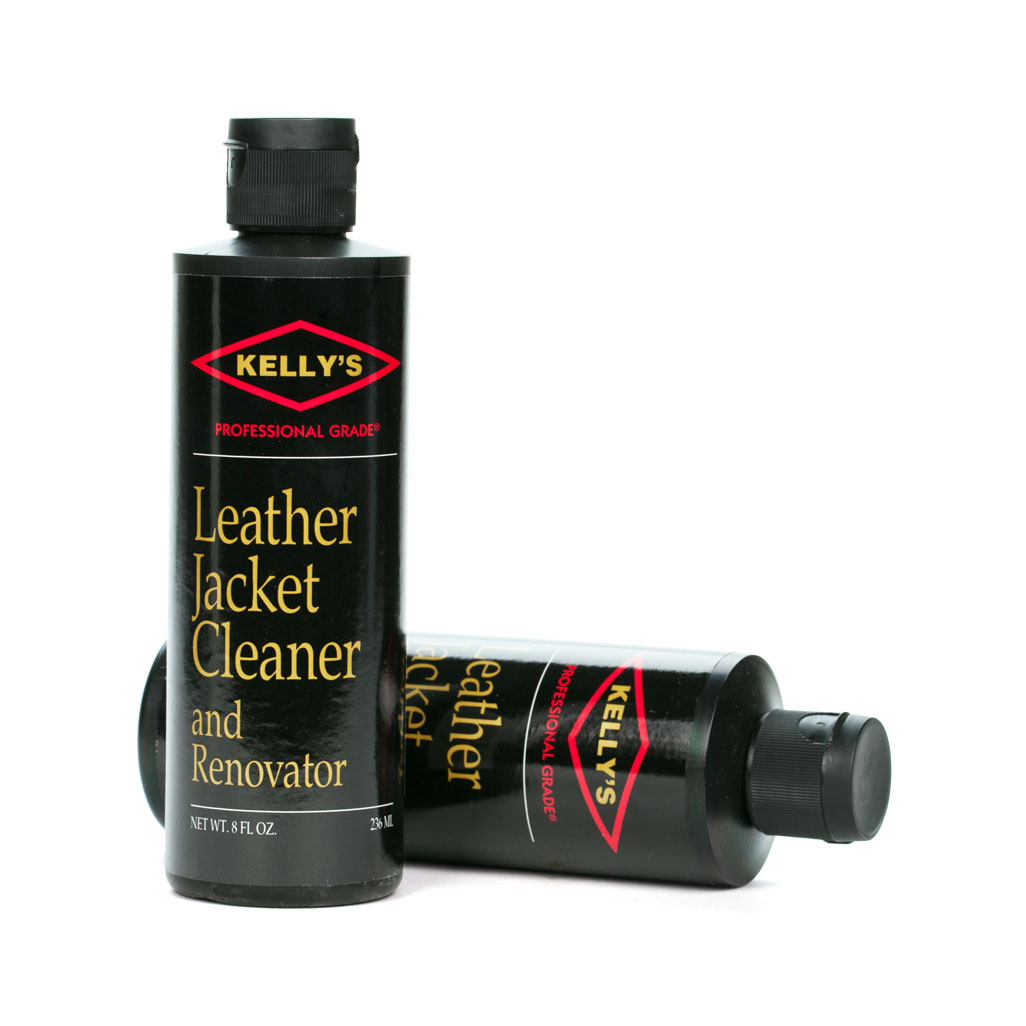 Kelly's Leather Jacket Cleaner & Renovator - Mix