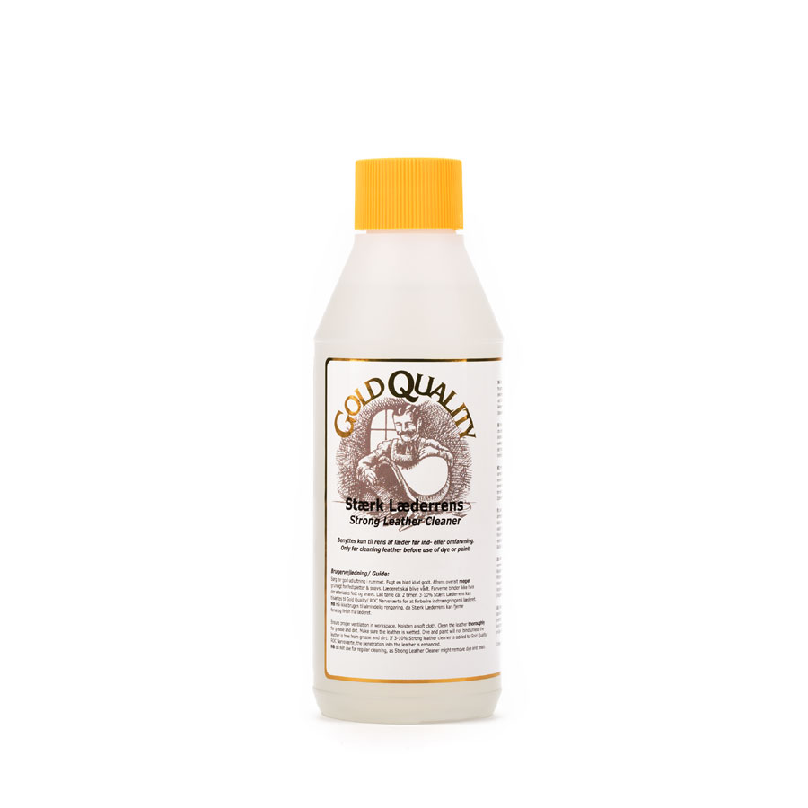 ROC Gold Quality - Strong Leather Cleaner