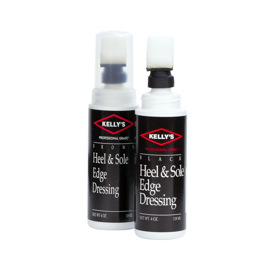 Kelly's Heel & Sole Edge Dressing - Mix