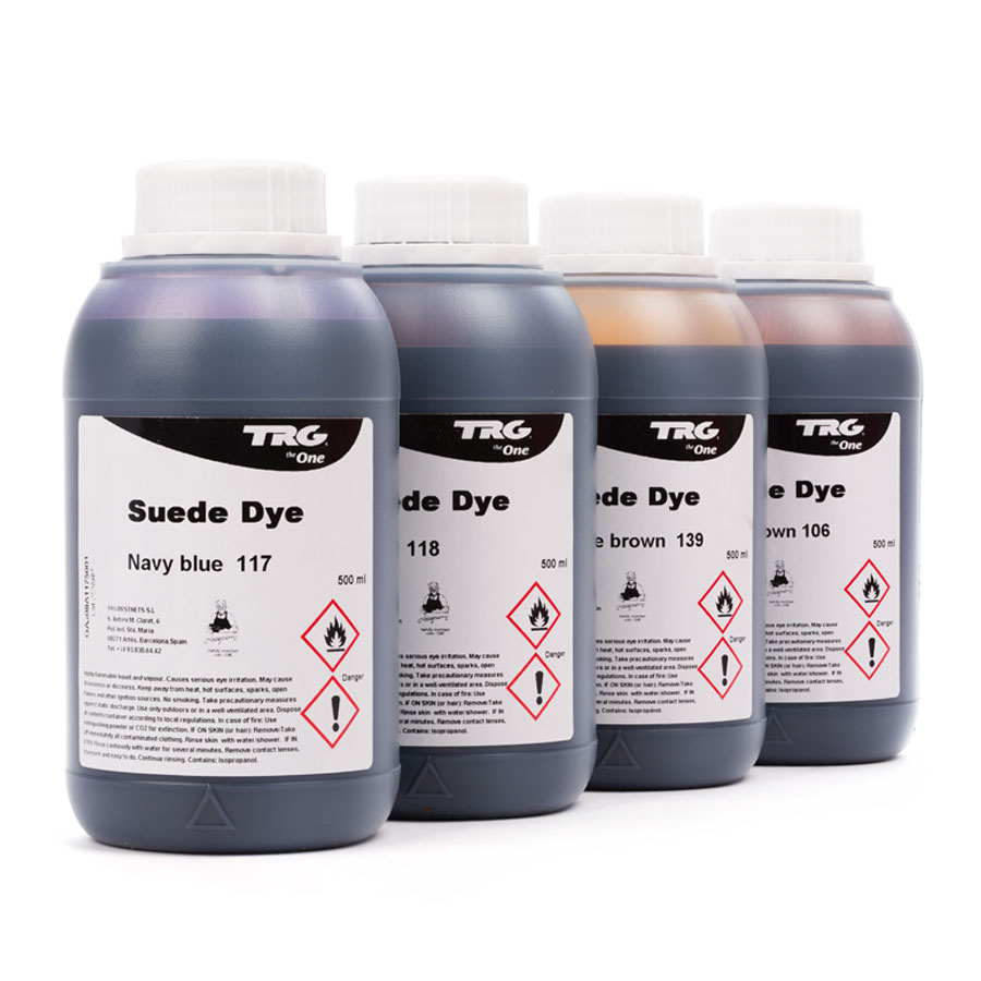 TRG Wildlederfarbe - Suede Dye 500ml