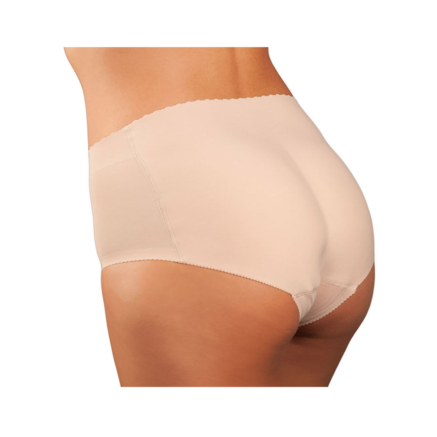 Magic Bodyfashion - Padded Pants - Die Shorts mit Po-Pads - hautfarbe
