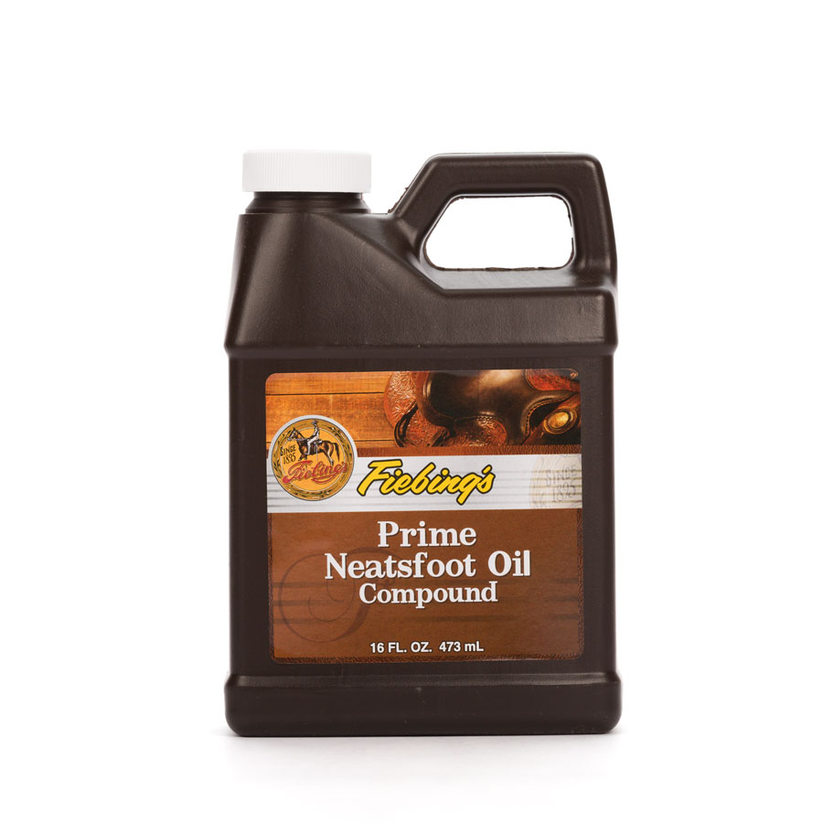 Fiebing's Prime Neatsfoot Oil Compound - 473ml