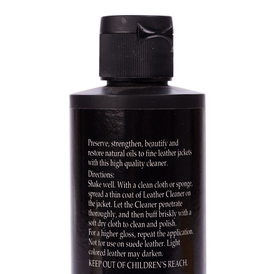 Kelly's Leather Jacket Cleaner & Renovator - Hinter