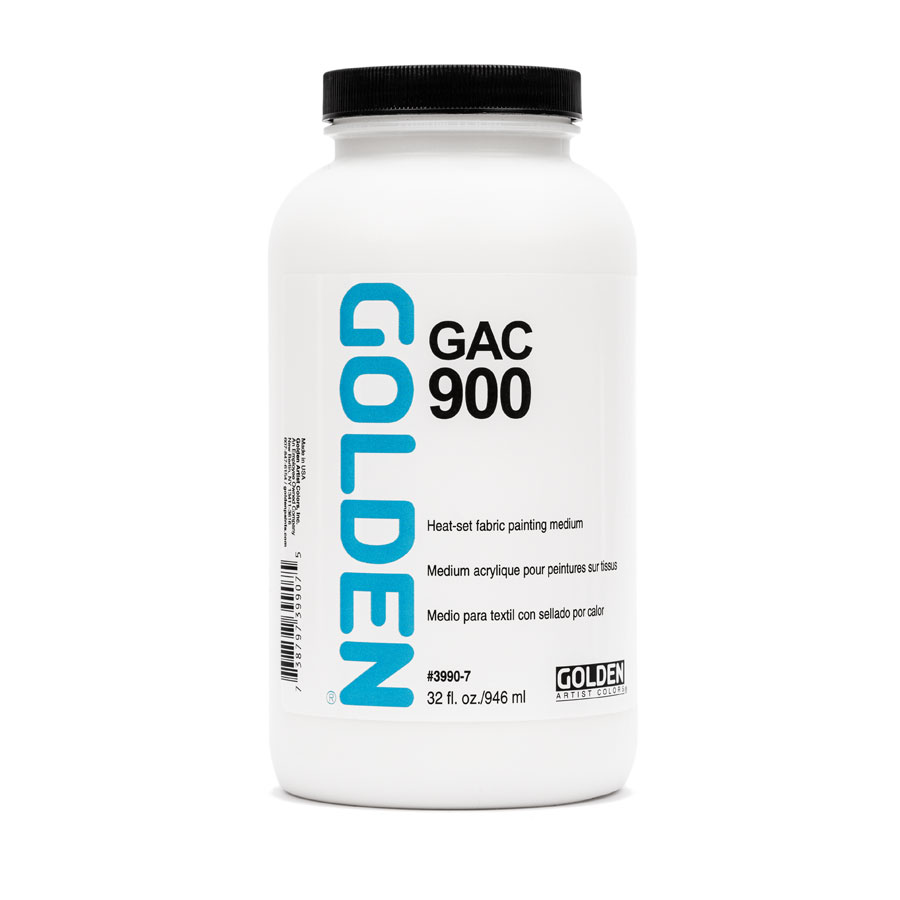 Golden GAC 900 - Stofffarbenmedium - 947ml