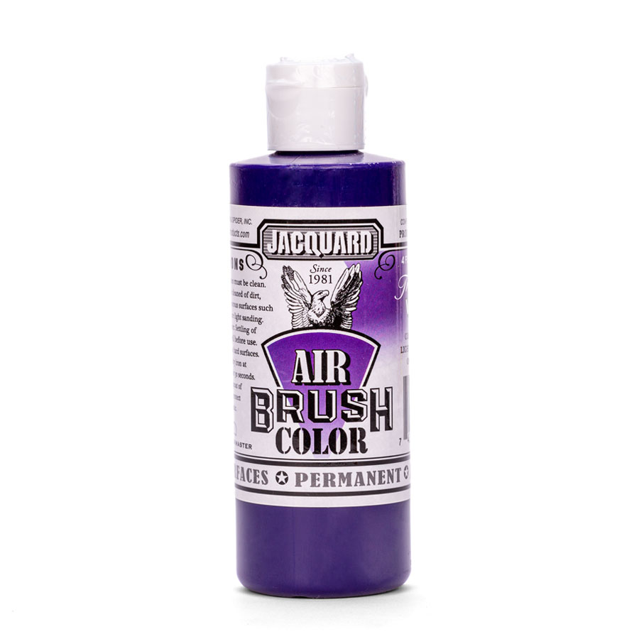 Jacquard Airbrush Color - Transparent - Einzeln