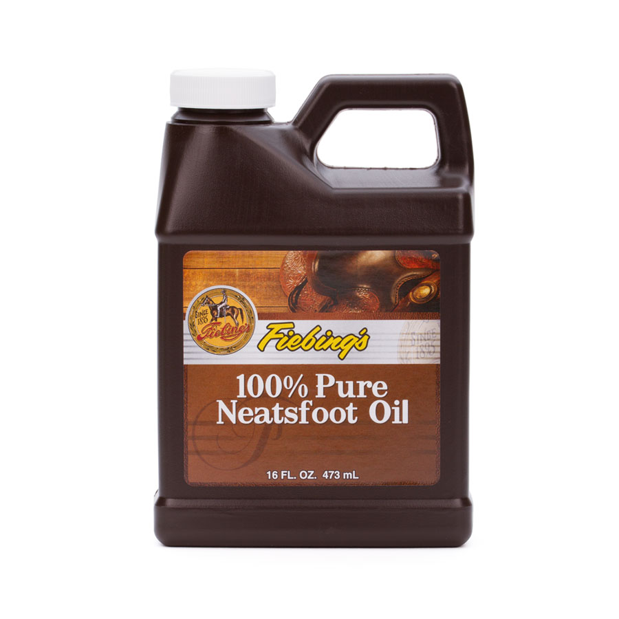 Fiebing's 100% Pure Neatsfoot Oil - 473ml