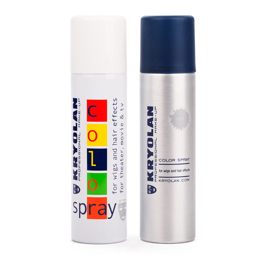 Kryolan - Color Spray - Farb-Spray Alt und Nue