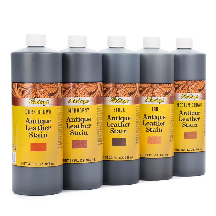 Fiebings Antique Leather Stain 946ml Mix
