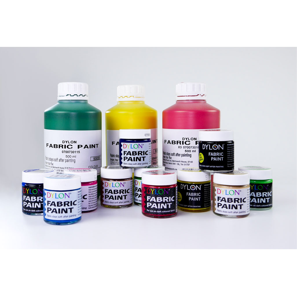 Stoffmalfarbe DYLON Fabric Paint