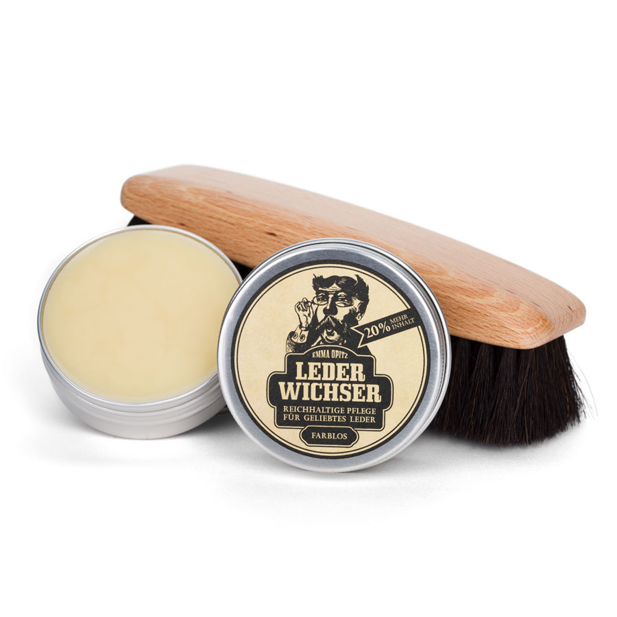 Emma Opitz' Lederwichser - Traditional Leather Polish Main