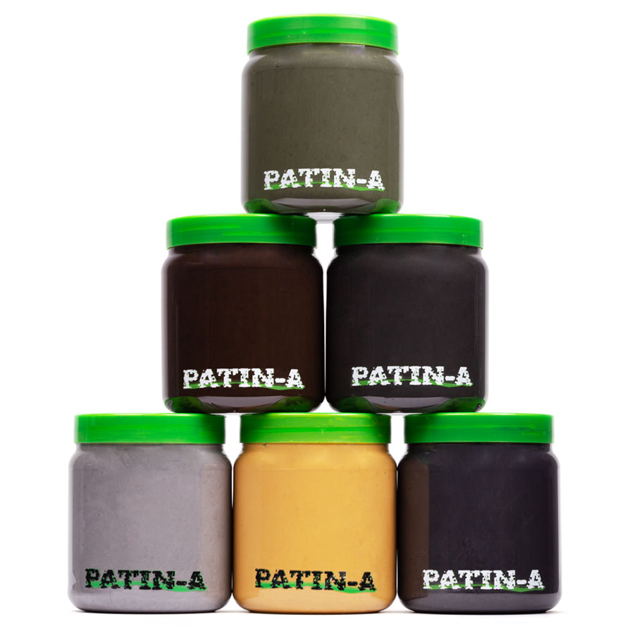 PATIN-MUD - Patinierschlamm - 500ml