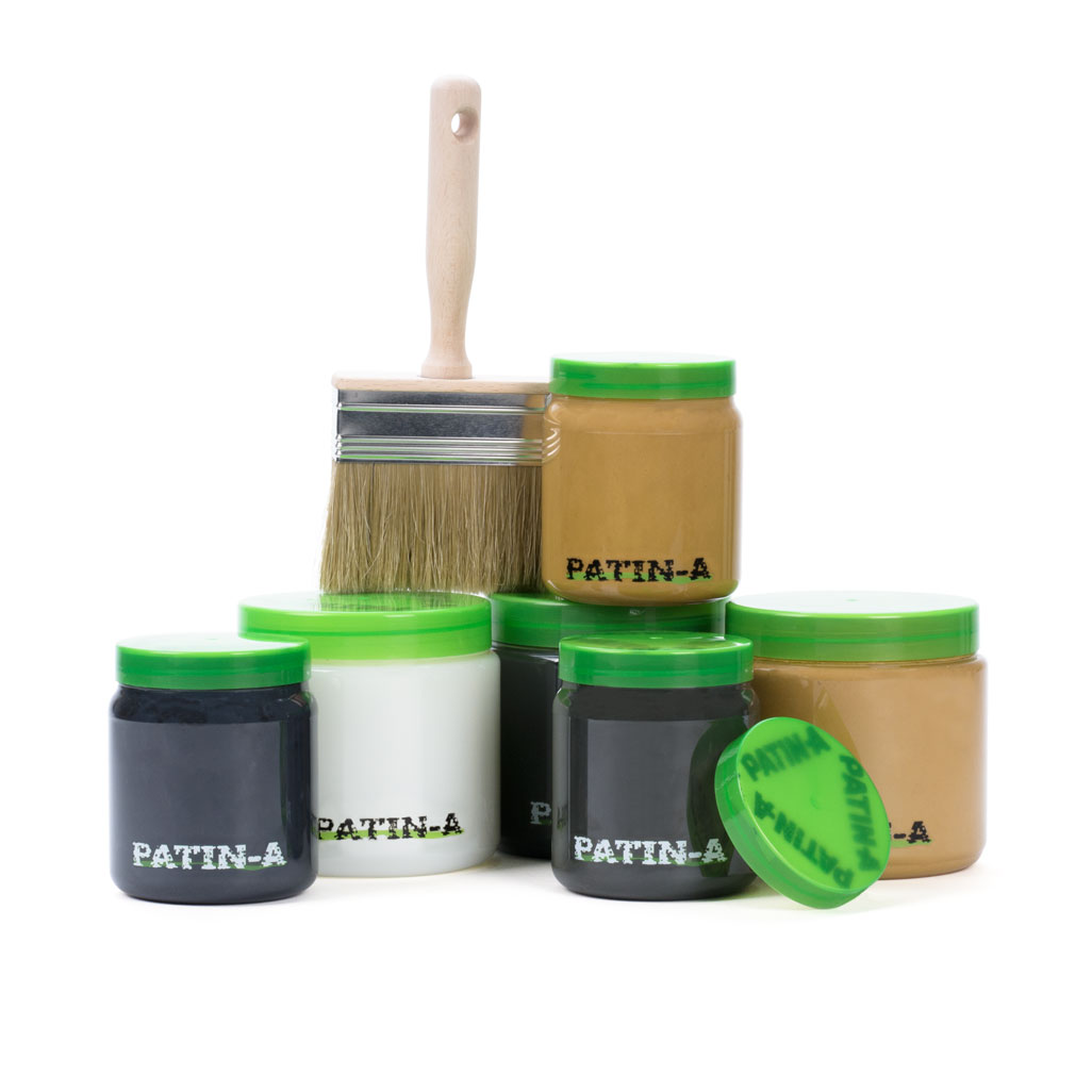 PATIN-PASTE - Patinierpaste - Mix