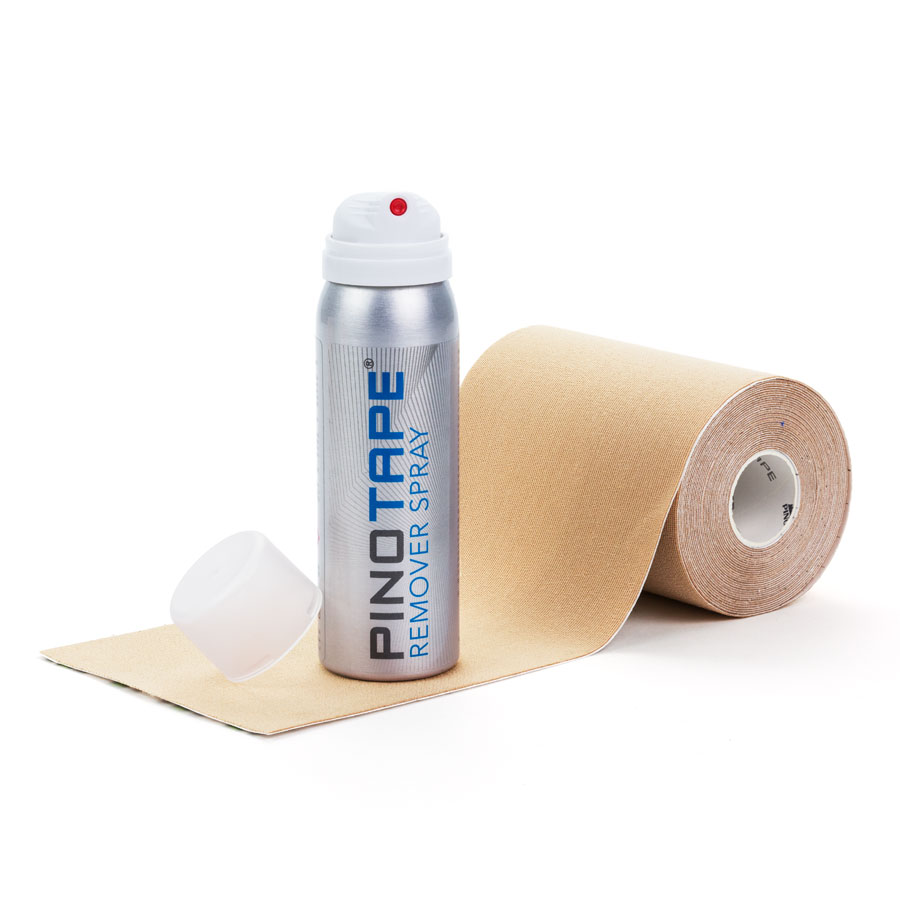 Pino Kinesiotape plus Pino Remover Spray