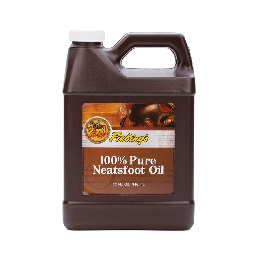 Fiebing's 100% Pure Neatsfoot Oil - 946ml