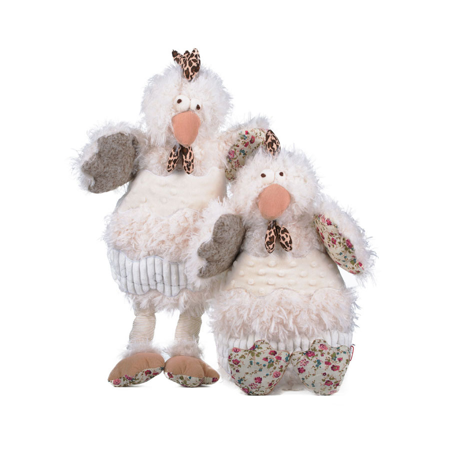 Hot Water Bottle - Chicken Bertha 0.8L