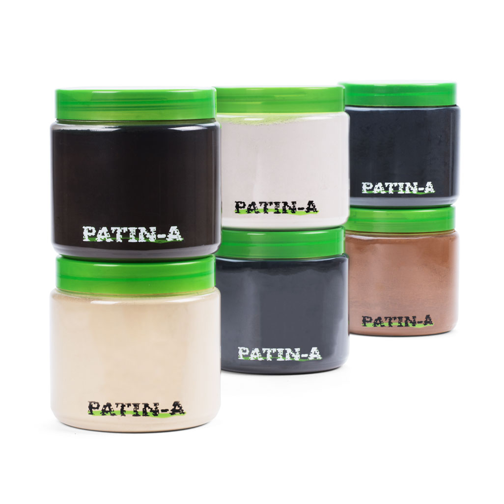 PATIN-POWDER SET - Patinierpuder Mix