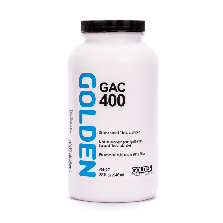 Golden GAC 400 - Gewebeversteifer - 947ml
