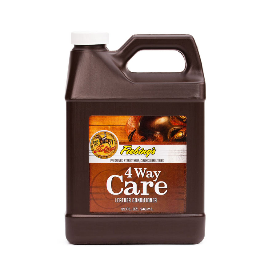 Fiebing's 4-Way Care - Cleaner & Conditioner - 946ml - Lotion