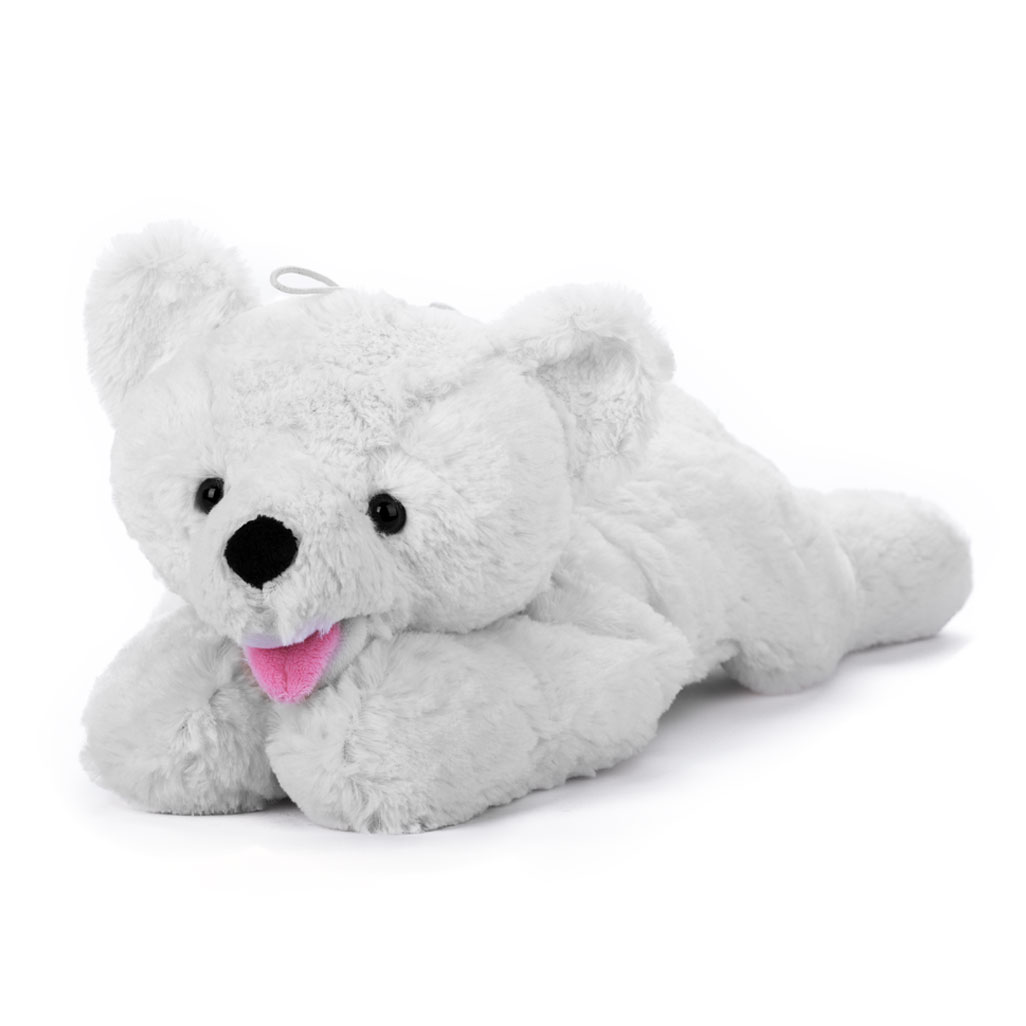 Hot Water Bottle - Polar Bear Kurt 0.8 l