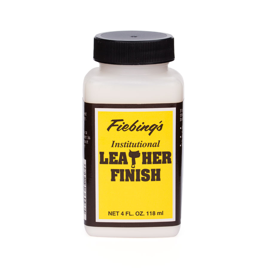 Fiebing's Institutional Leather Finish - 118ml